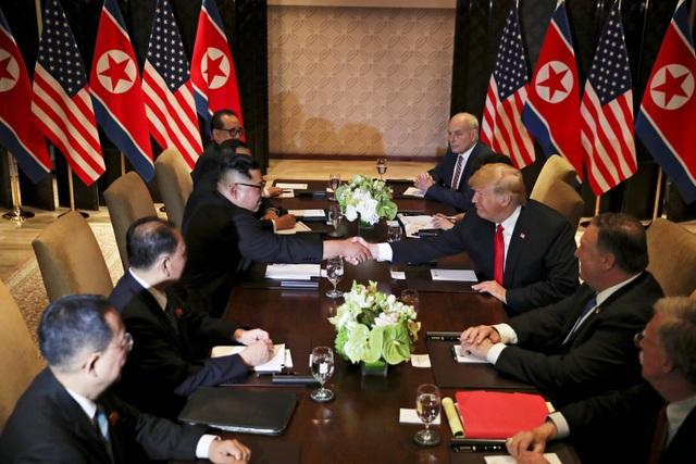 """Thượng đỉnh Mỹ - Triều tại Việt Nam: Cơ hội giúp ông Trump """"ghi điểm"""" - 2"""