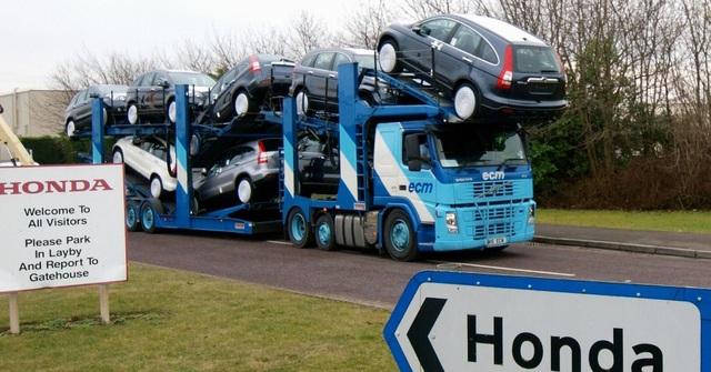 Honda đóng cửa nhà máy ô tô tại Anh - 1