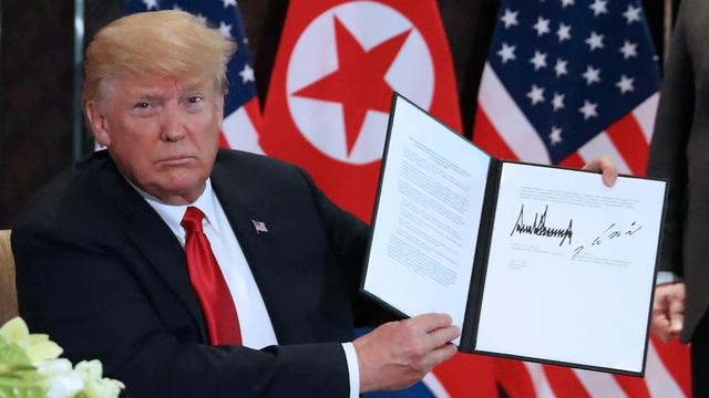 """Thượng đỉnh Mỹ - Triều tại Việt Nam: Cơ hội giúp ông Trump """"ghi điểm"""" - 3"""