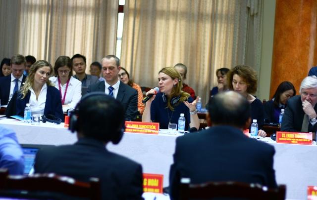 Bắc Âu sẵn sàng hỗ trợ Việt Nam thích ứng với kỷ nguyên số - 2