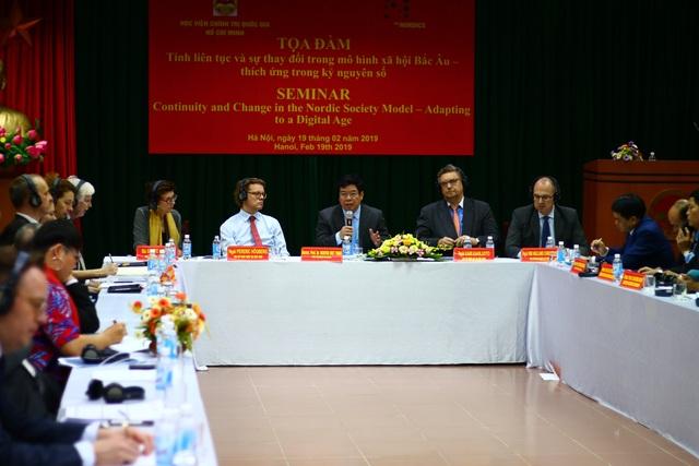 Bắc Âu sẵn sàng hỗ trợ Việt Nam thích ứng với kỷ nguyên số - 1