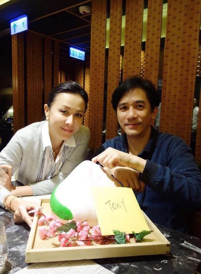 Lưu Gia Linh trẻ đẹp ngỡ ngàng ở tuổi 53, hạnh phúc bên ông xã Lương Triều Vỹ - 5