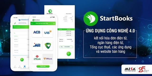 Ra mắt phần mềm kế toán đầu tiên cho doanh nghiệp siêu nhỏ MISA StartBooks.vn - 3