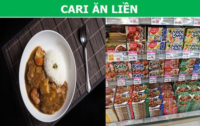 Những món ăn liền của Nhật Bản nổi tiếng khắp thế giới  - 3