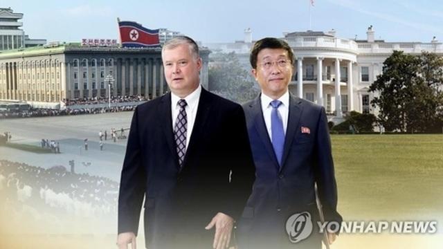 Phái đoàn Mỹ, Triều chuẩn bị cho hội nghị Trump-Kim - 1