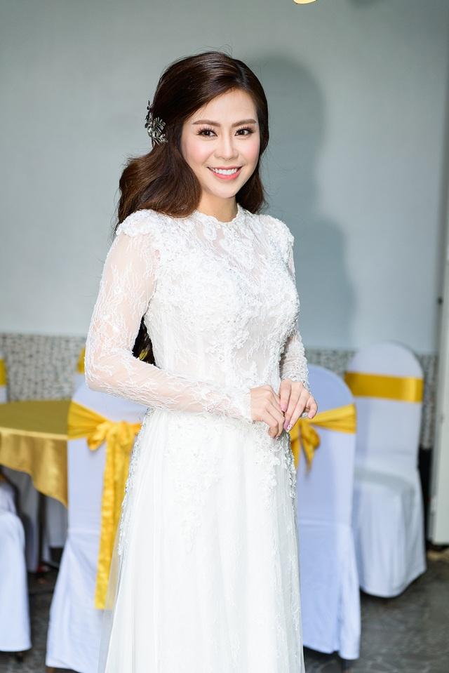 """Lễ vu quy ngọt ngào của diễn viên """"Gạo nếp gạo tẻ"""" - Vũ Ngọc Ánh - 3"""