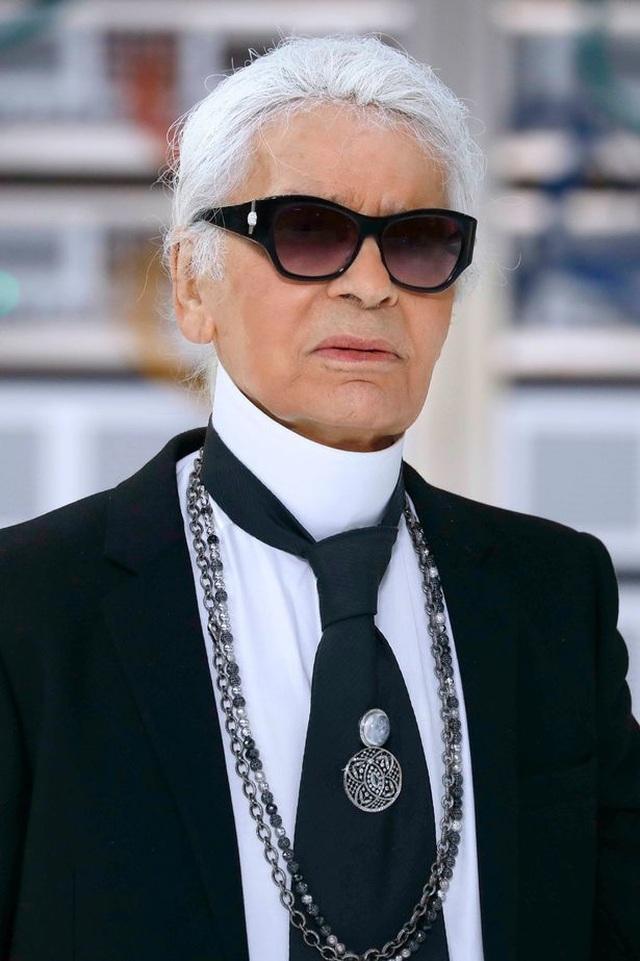 Karl Lagerfeld: Muốn giỏi nhất, phải nghĩ mình còn lười và còn kém - 1