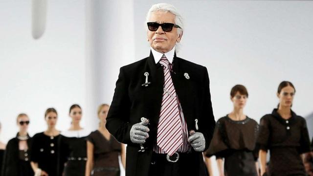 Karl Lagerfeld: Muốn giỏi nhất, phải nghĩ mình còn lười và còn kém - 3