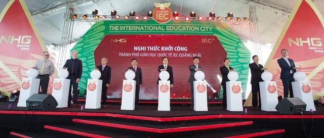 Tập đoàn Nguyễn Hoàng - nhà đầu tư giáo dục hàng đầu Việt Nam - 2