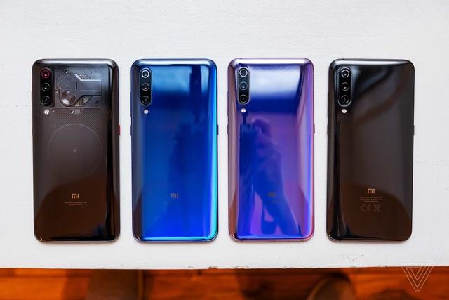 Xiaomi Mi 9 ra mắt với 3 camera sau, giá từ 10,6 triệu đồng - 2