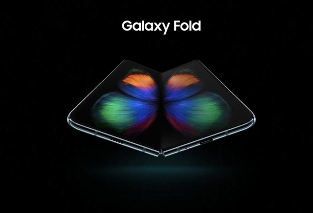 Galaxy Fold - smartphone màn hình gập đầu tiên thế giới lộ diện - 2