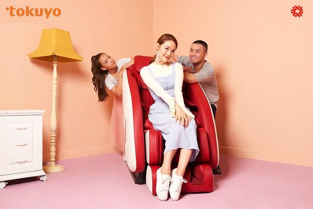 Tư vấn chọn mua ghế massage - 3