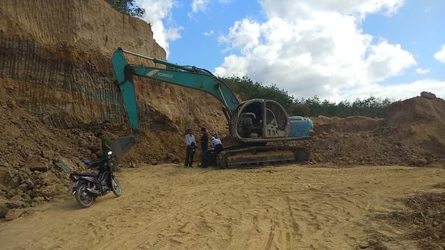 Tỉnh Kon Tum chỉ đạo xử lý nghiêm vụ đất sét tặc hành hung nhà báo VTV - 3