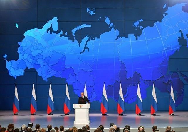 Tổng thống Putin cảnh báo đáp trả nếu Mỹ triển khai tên lửa gần Nga - 2