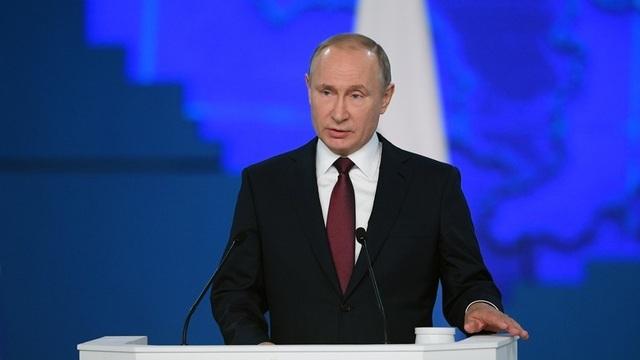 Tổng thống Putin cảnh báo đáp trả nếu Mỹ triển khai tên lửa gần Nga - 1