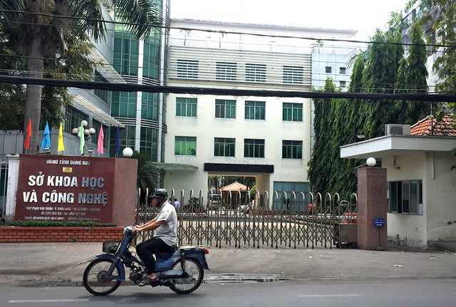 Nguyên Giám đốc Sở KHCN Đồng Nai vi phạm Luật Phòng chống tham nhũng! - 2