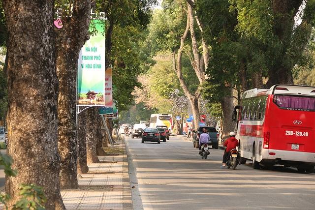 Hà Nội chỉnh trang đường phố trước thượng đỉnh Mỹ - Triều - 3