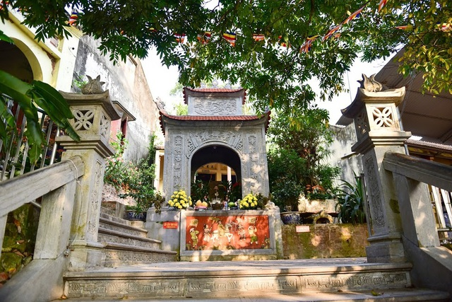 Kỳ lạ ngôi chùa không có hòm công đức, nổi tiếng với pho tượng táng độc nhất Việt Nam - 3