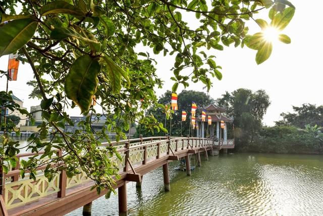 Kỳ lạ ngôi chùa không có hòm công đức, nổi tiếng với pho tượng táng độc nhất Việt Nam - 11