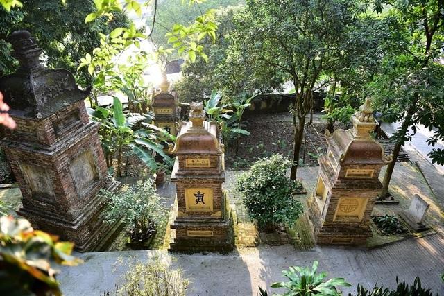 Kỳ lạ ngôi chùa không có hòm công đức, nổi tiếng với pho tượng táng độc nhất Việt Nam - 8