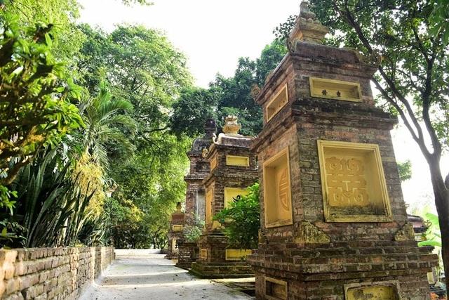 Kỳ lạ ngôi chùa không có hòm công đức, nổi tiếng với pho tượng táng độc nhất Việt Nam - 9