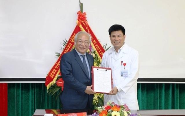 Bệnh viện Nhi Thanh Hóa là bệnh viện vệ tinh của Bệnh viện Nhi Trung ương - 1