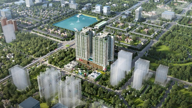 Khi cây xanh mọc trên bê tông cốt thép - giải pháp kiến trúc đột phá hoà hợp giữa Thiên nhiên và Con người! - 3