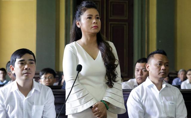 Bà Thảo nói có góp tiền cho ông Vũ khởi nghiệp nhưng không chứng minh được - 2