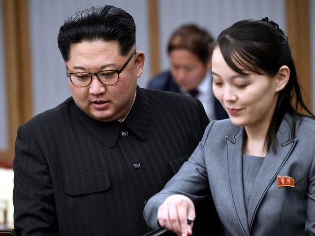 Em gái quyền lực theo sát ông Kim Jong-un trong các hội nghị thượng đỉnh