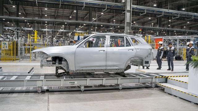 Xe của VinFast sẽ có mặt trên thị trường vào quý II năm nay - 1