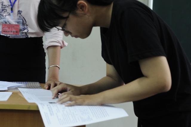 Thí sinh nộp hồ sơ đăng ký dự thi THPT quốc gia 2019 từ đầu tháng 4 - 2
