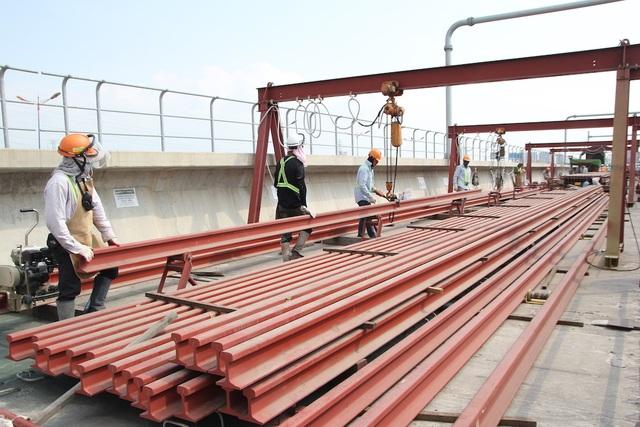 TPHCM xin Thủ tướng giải cứu tuyến metro số 1 - 1