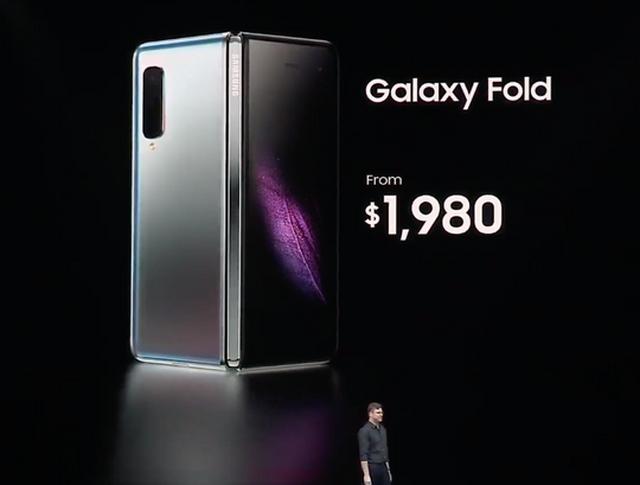 Siêu điện thoại gập Galaxy Fold ra mắt giá 46 triệu, không bán ở Việt Nam - 6