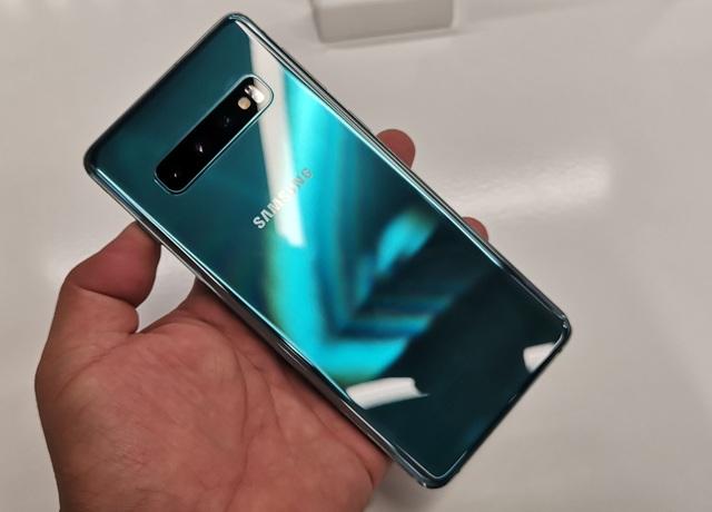 Galaxy S10 bán sớm tại Việt Nam từ ngày 8/3, giá 16 triệu đồng - 3
