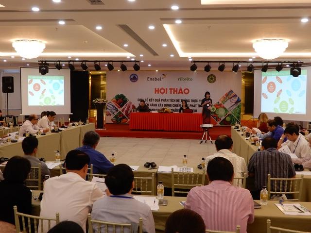 Đề xuất 4 chiến lược để Đà Nẵng trở thành thành phố thực phẩm thông minh - 1
