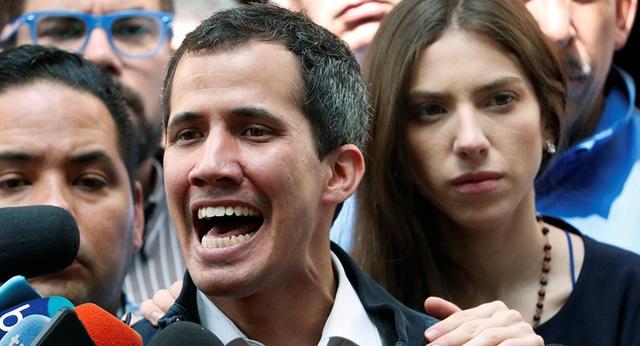 Phe đối lập giành quyền kiểm soát đại sứ quán Venezuela tại Costa Rica - 1
