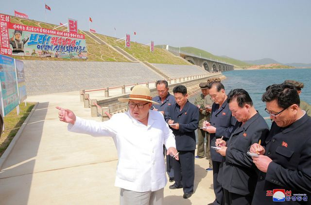 Kinh tế Triều Tiên tăng trưởng dưới thời ông Kim Jong-un bất chấp lệnh trừng phạt bủa vây - 3