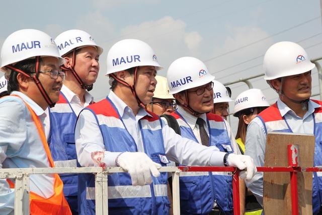 TPHCM đồng ý chi tạm ứng 39 tỷ đồng cho BQL Đường sắt đô thị - 2