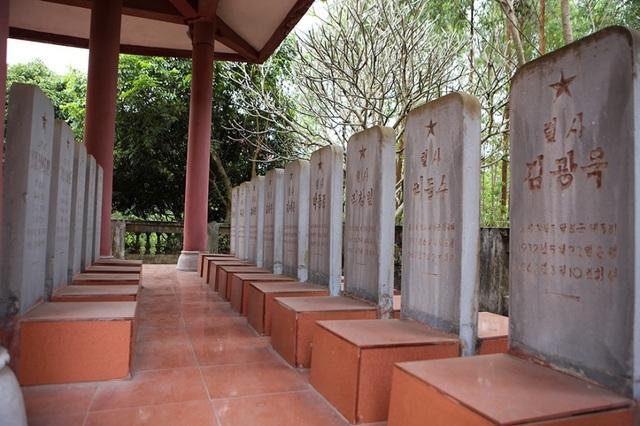 Khu tưởng niệm phi công CHDCND Triều Tiên hi sinh tại Việt Nam - 3