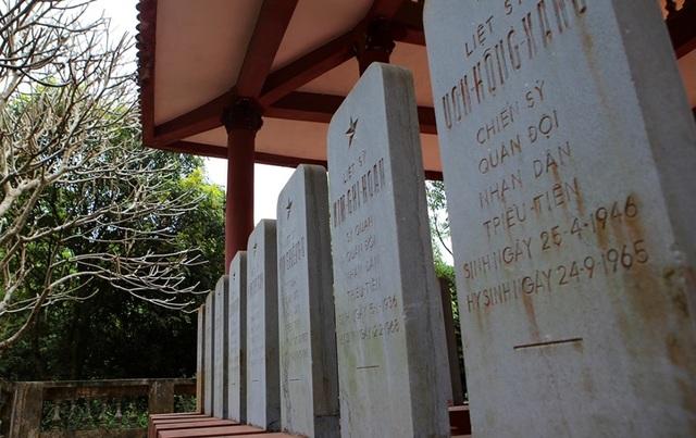 Khu tưởng niệm phi công CHDCND Triều Tiên hi sinh tại Việt Nam - 8