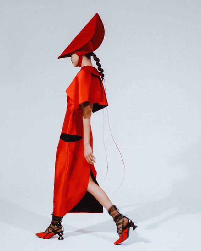 PHUONG MY cộng tác với Ekip thời trang hàng đầu thế giới tại NYFW - 3