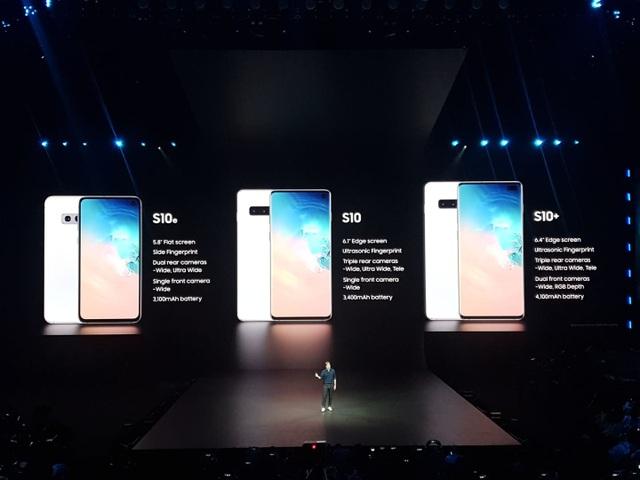 """Điện thoại gập được Galaxy Fold và """"bom tấn"""" Galaxy S10 trình làng - 15"""