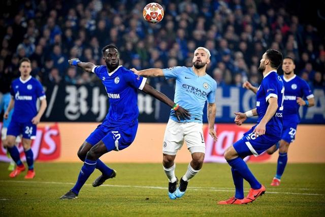 Nhìn lại màn ngược dòng ấn tượng của Man City trước Schalke 04 - Ảnh minh hoạ 4