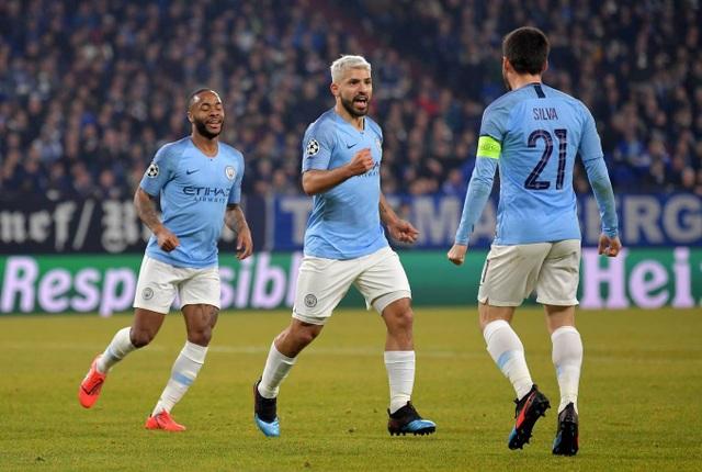Nhìn lại màn ngược dòng ấn tượng của Man City trước Schalke 04 - Ảnh minh hoạ 6