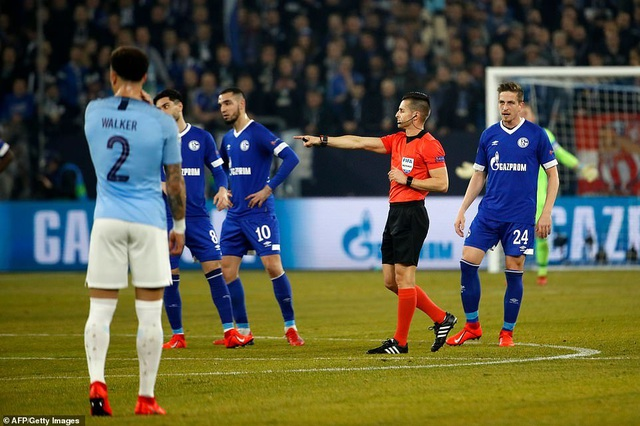 Nhìn lại màn ngược dòng ấn tượng của Man City trước Schalke 04 - Ảnh minh hoạ 8