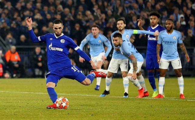 Nhìn lại màn ngược dòng ấn tượng của Man City trước Schalke 04 - Ảnh minh hoạ 9