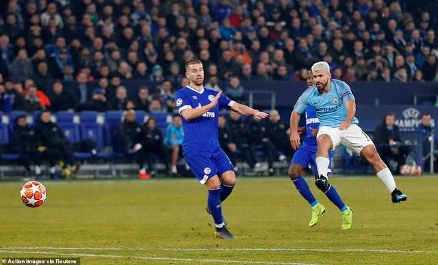 Nhìn lại màn ngược dòng ấn tượng của Man City trước Schalke 04 - Ảnh minh hoạ 14