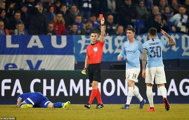 Nhìn lại màn ngược dòng ấn tượng của Man City trước Schalke 04 - Ảnh minh hoạ 15