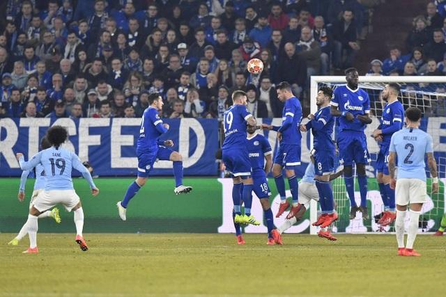 Nhìn lại màn ngược dòng ấn tượng của Man City trước Schalke 04 - Ảnh minh hoạ 17