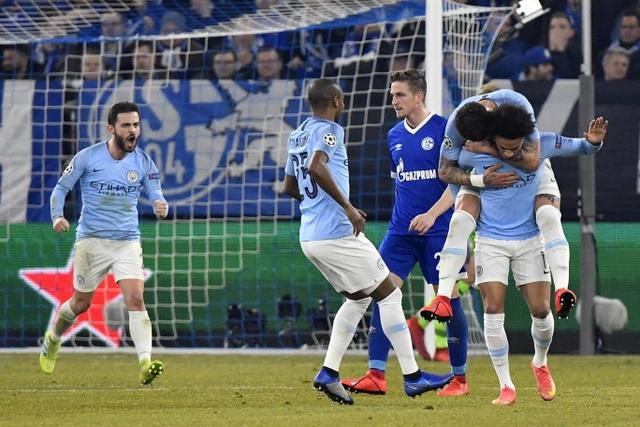 Nhìn lại màn ngược dòng ấn tượng của Man City trước Schalke 04 - Ảnh minh hoạ 18